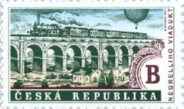 ** 1111 Czech Republic Negrelli Viaduct 2021 - Nuevos