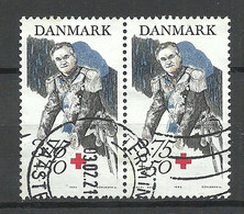 DENMARK 1994 Michel 1079 As Pair O Prinz Henrik - Usado