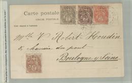 CONSTANTINOPLE ENTREE ET TOUR DU SERASKIERAT Erinnophilie France Levant  ( Fevrier 2021 125) - Lettres & Documents