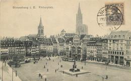 "/ CPA FRANCE 67 ""Strasbourg, Kleberplatz"" - Strasbourg"