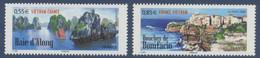 N° 4284 Et 4285 Baie D'Along Et Bouches De Bonifacio Valeur Faciale 0,55 Et 0,85 € - Nuovi