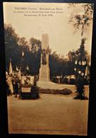 A34 TUNISIE  CPA TABARKA - MONUMENT AUX MORTS - Tunisia