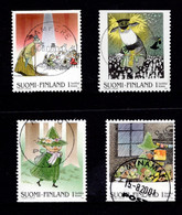 2000 Moomins  Complete Set, Fine Used - Usados