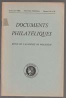 Revue De L'Académie De Philatélie N°19 Et 20 - Philatelie Und Postgeschichte