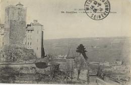 15 - AURILLAC - Château De Saint-Etienne - Le Donjon - Aurillac