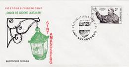 Enveloppe 1482 Sint-Amandsberg - Cartas