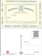 TARJETA DEL CORREO 1998 - 1931-....