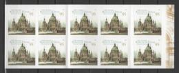 """ALLEMAGNE - Carnet """"Centenaire De La Cathédrale De Berlin"""" (autoadhésif) - 2005 - Yvert  C2271 - Markenheftchen"""