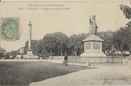 15 - AURILLAC - Statue Du Pape Gerbert - Aurillac