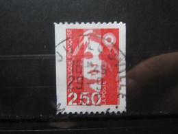 """VEND BEAU TIMBRE DE FRANCE N° 2719 , OBLITERATION """" JULLOUVILLE """" !!! - 1989-96 Marianne Du Bicentenaire"""