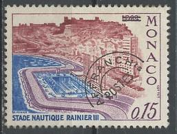 Monaco Préoblitéré 1964-67 Y&T N°PREO24 - Michel N°V796 Nsg - 15c Stade Nautique - Préoblitérés