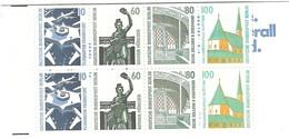 Allemagne Berlin Michel C15 (Yvert ) ** Monuments Sans Numéro Comptable - Carnets