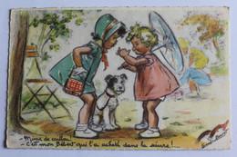 """GERMAINE BOURET  """" MINCE DE CAILLOU ....  . """" M D PARIS - Bouret, Germaine"""