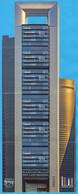 España. Spain. 2020. MP. América UPAEP. Arquitectura. Rascacielos. Skyline Madrid - 2011-... Nuevos & Fijasellos