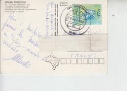 BRASILE 1998 - Capacabana -.- - Cartas