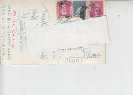BRASILE 1956 - Avenida Ipiranga S.Paulo -.- - Cartas