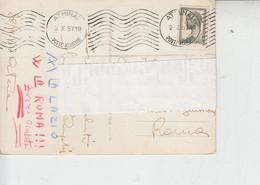 GRECIA  1957 - Unificato 598 - Arte -.- - Covers & Documents