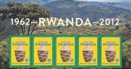 Carte Postale 4240 Rwanda - Cartas
