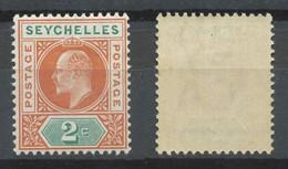 GRANDE BRETAGNE - Seychelles - Neuf - Seychellen (...-1976)