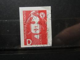 """VEND BEAU TIMBRE DE FRANCE N° 2713 , OBLITERATION """" THIONVILLE """" !!! - 1989-96 Marianne Du Bicentenaire"""