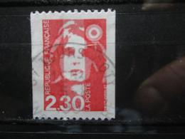 """VEND BEAU TIMBRE DE FRANCE N° 2628 , OBLITERATION """" TOURS """" !!! - 1989-96 Marianne Du Bicentenaire"""