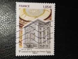 Timbre France Champs-Elysées N° 4737 / 2013 - Oblitérés