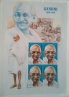 Mahatma Gandhi S/S Specimen - St.Vincent & Grenadines
