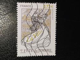 Timbre France La Valse N° 5130 / 2017 - Oblitérés