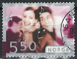 Norwegen Norway 2003. Mi.Nr. 1476, Used O - Oblitérés