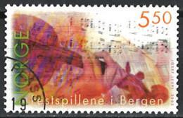 Norwegen Norway 2003. Mi.Nr. 1465, Used O - Oblitérés