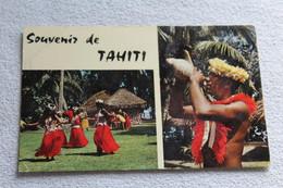 Cpsm, Souvenir De Tahiti, Polynésie Française - Polynésie Française
