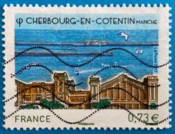 France 2017  : Cherbourg-en-Cotentin N° 5163 Oblitéré - Oblitérés