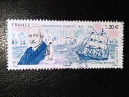 Timbre France JB Charcot N° 5140 / 2017 - Oblitérés