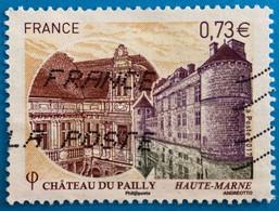 France 2017 : Château Du Pailly N° 5120 Oblitéré - Oblitérés