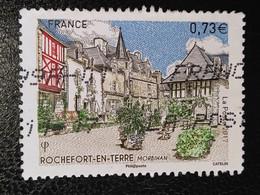 Timbre France Rochefort En Terre N° 5155 / 2017 - Oblitérés