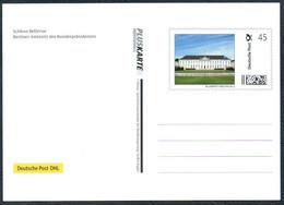 E0718 - Ganzsache Schloß Bellevue - Postales - Nuevos