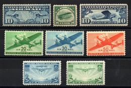 USA - Lot De Poste Aérienne Neufs * - Cote: 113,00 € - 1b. 1918-1940 Nuevos