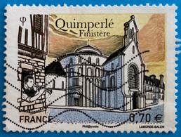 France 2016 : Ville De Quimperlé N° 5071 Oblitéré - Oblitérés