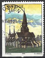 Sweden 1997. Mi.Nr. 1980, Used O - Oblitérés