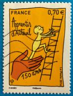 France 2016 : 150e Anniversaire De La Création De La Fondation Apprentis D'Auteuil N° 5037 Oblitéré - Oblitérés