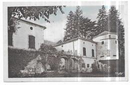 Aiguefonde Entrée Du Chateau Féodal - Otros Municipios