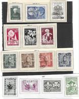 Belgien - Selt./gest. Lot Aus 1949/57 - Aus Michel 841 Und 1071! - Usados