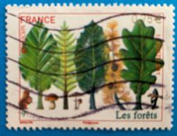 France 2011 : Europa, Les Forêts N° 4551 Oblitéré - Oblitérés