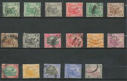 GRANDE BRETAGNE - LOT 015 - Fédération De Malaya - Oblitere - Federation Of Malaya