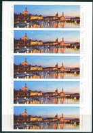 A06-03-9) BRD - 10x Mi 3073 / 3074 Gestanzt ✶✶ = FB 38  - 45/45C  Elbpanorama Dresden - Unused Stamps