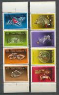 186b Cuba ** MNH N° 1078/1085 Anniversaire De La Liberation 1967 - Unused Stamps