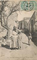 Sidi Bel Abbes Rue Du Village Nègre Bedouine - Sidi-bel-Abbes
