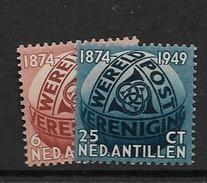 1949 MH Nederlandse Antillen - Niederländische Antillen, Curaçao, Aruba