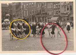 Sint-Truiden :Fruitoogstfeesten 1961 Op Grote Markt ( Fotokaart ) - Sint-Truiden