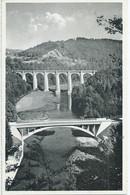 Herbeumont S/Semois - Pont De Conques Et Viaduc - Herbeumont